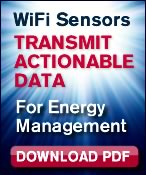 Point Six WiFi Sensors Transmit Actionable Data For Energy Management